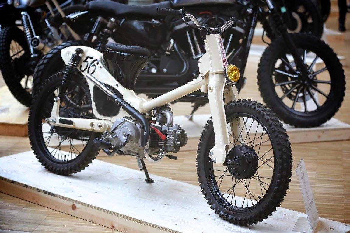 Bike shed paris rocketgarage cafe racer magazine for Motorcycle shed