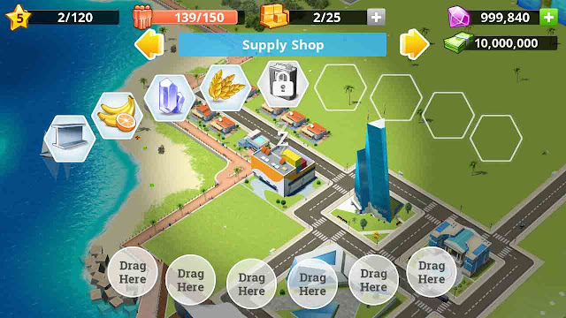 cara cheat little big city 2 terbaru