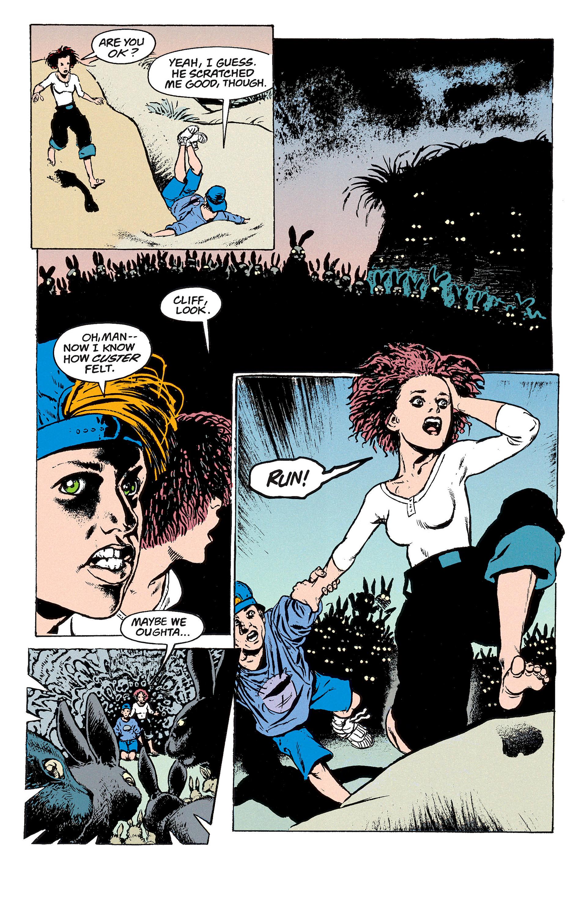 Read online Animal Man (1988) comic -  Issue #62 - 9
