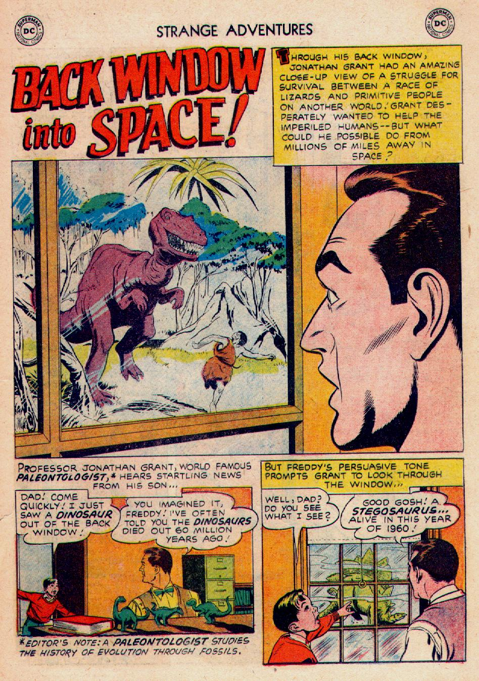Strange Adventures (1950) issue 95 - Page 19