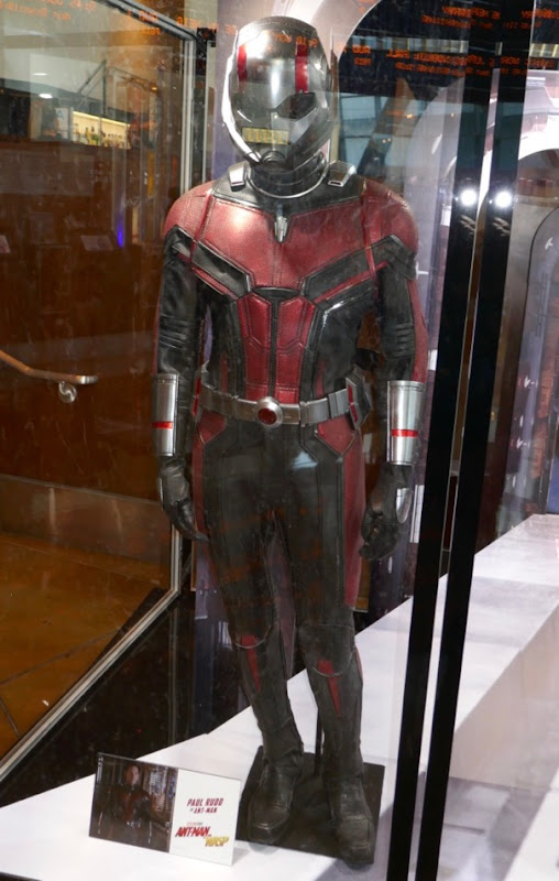 Paul Rudd Ant-Man and Wasp film costume