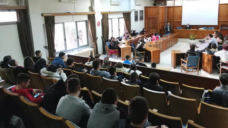 Το 3ο Γυμνάσιο Αλεξανδρούπολης στα Τρίκαλα