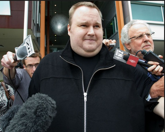 NSA Allegedly Spied on Kim Dotcom illegally  in New Zealand