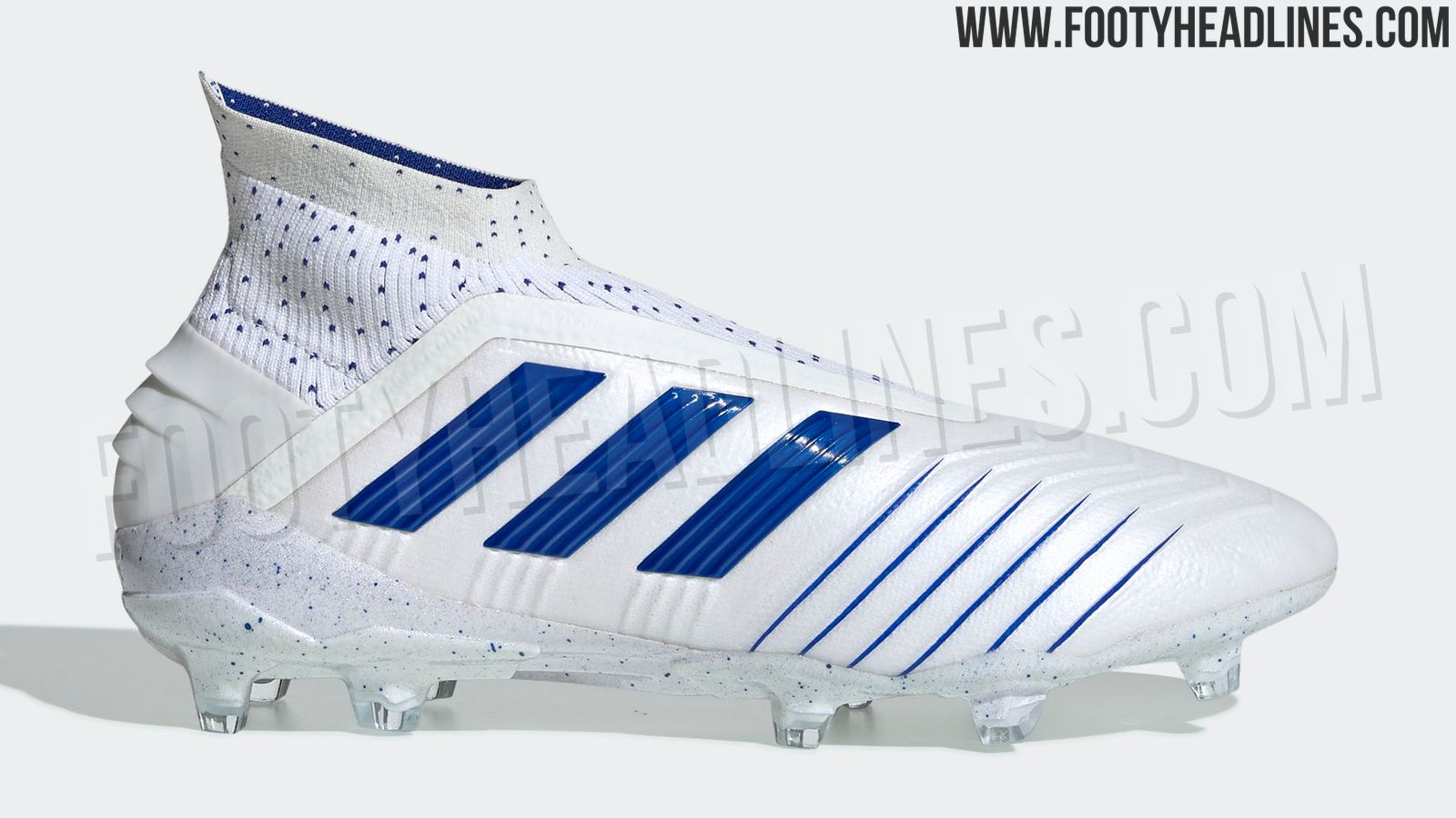 7af3a76fb98b White Adidas 2019 Virtuoso Pack Football Boots Released - Footy ...