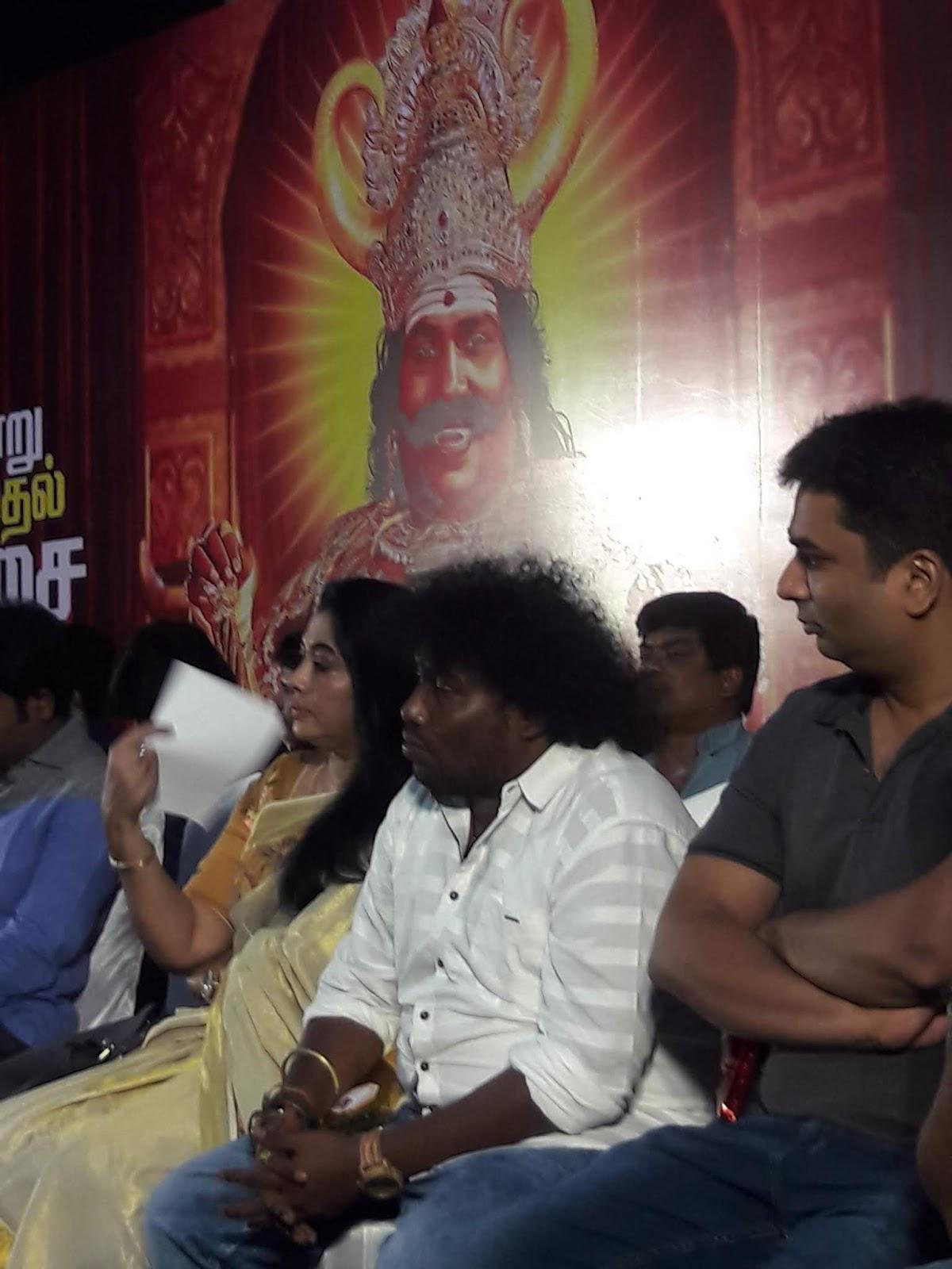 I have never demanded high remunarations -Yogi Babu