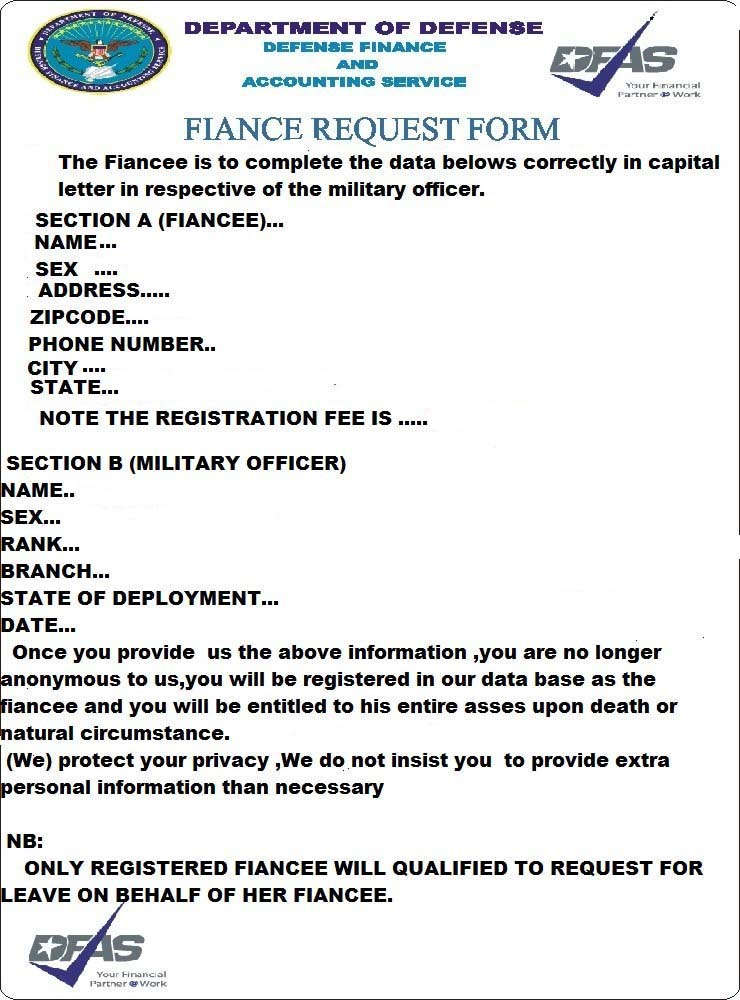 USARMY MILITARY DEPARTMENT LEAVE REQUEST APPLICATION INSTRUCTION – Sample Leave Request