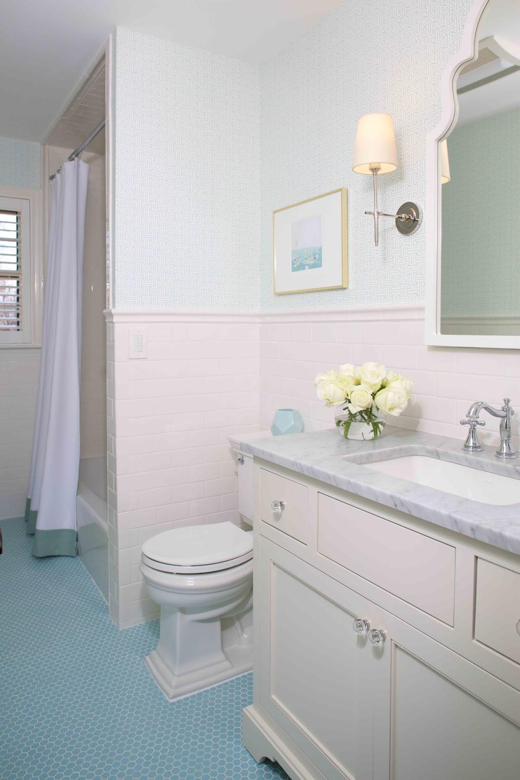 Green Street: e-Design: A Young Girl\'s Bathroom