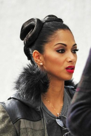 Celebrity Fashion World Nicole Scherzinger Hairstyles Long