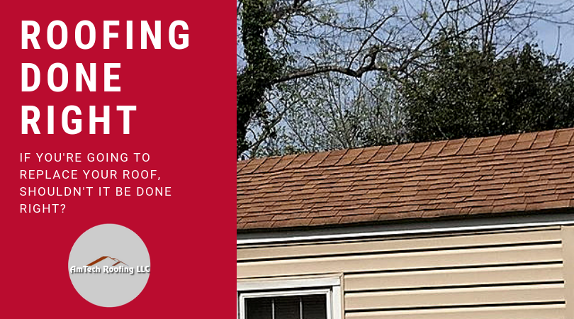 Roofing done right in Warner Robins