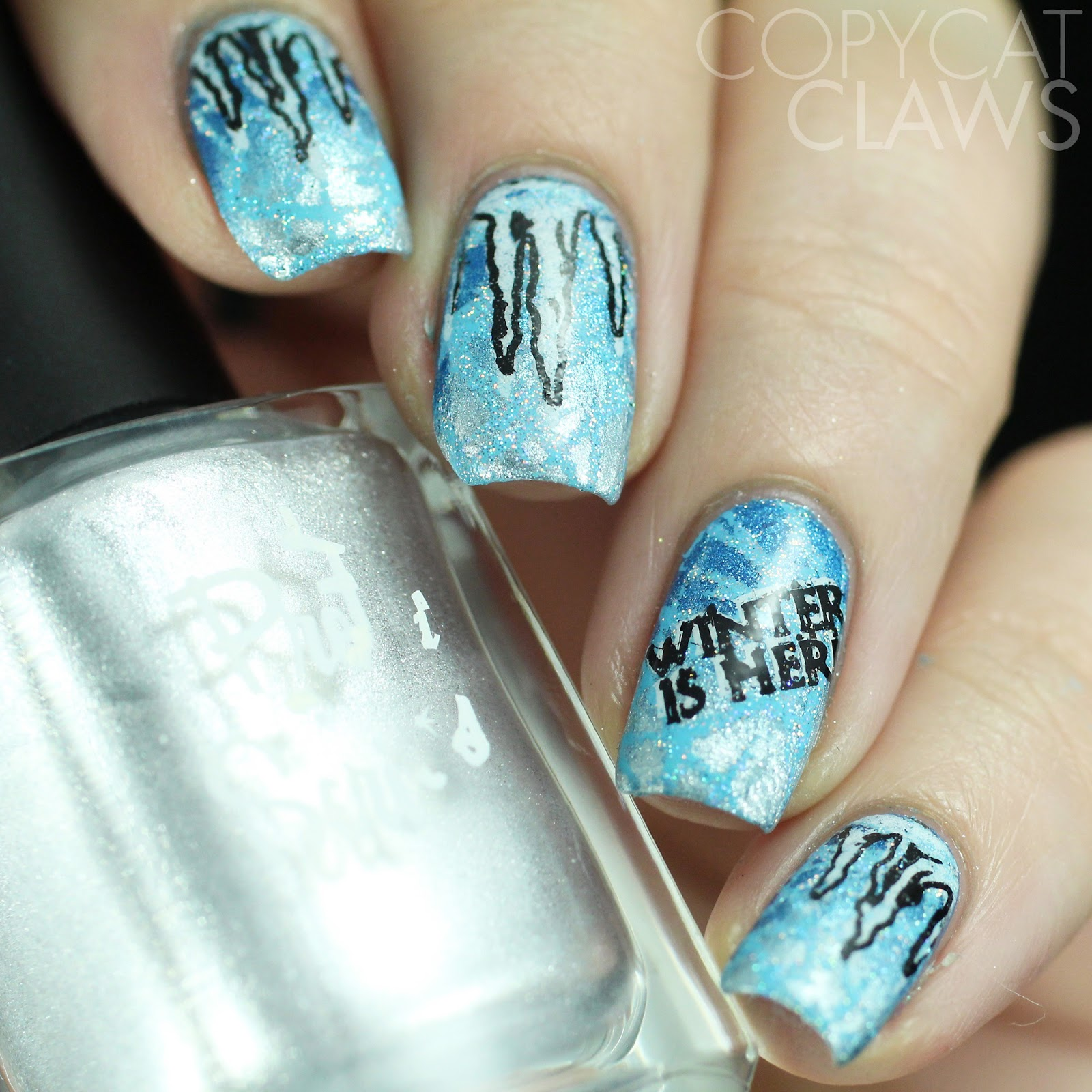 Copycat Claws: The Digit-al Dozen does All That Glitters/Nail ...