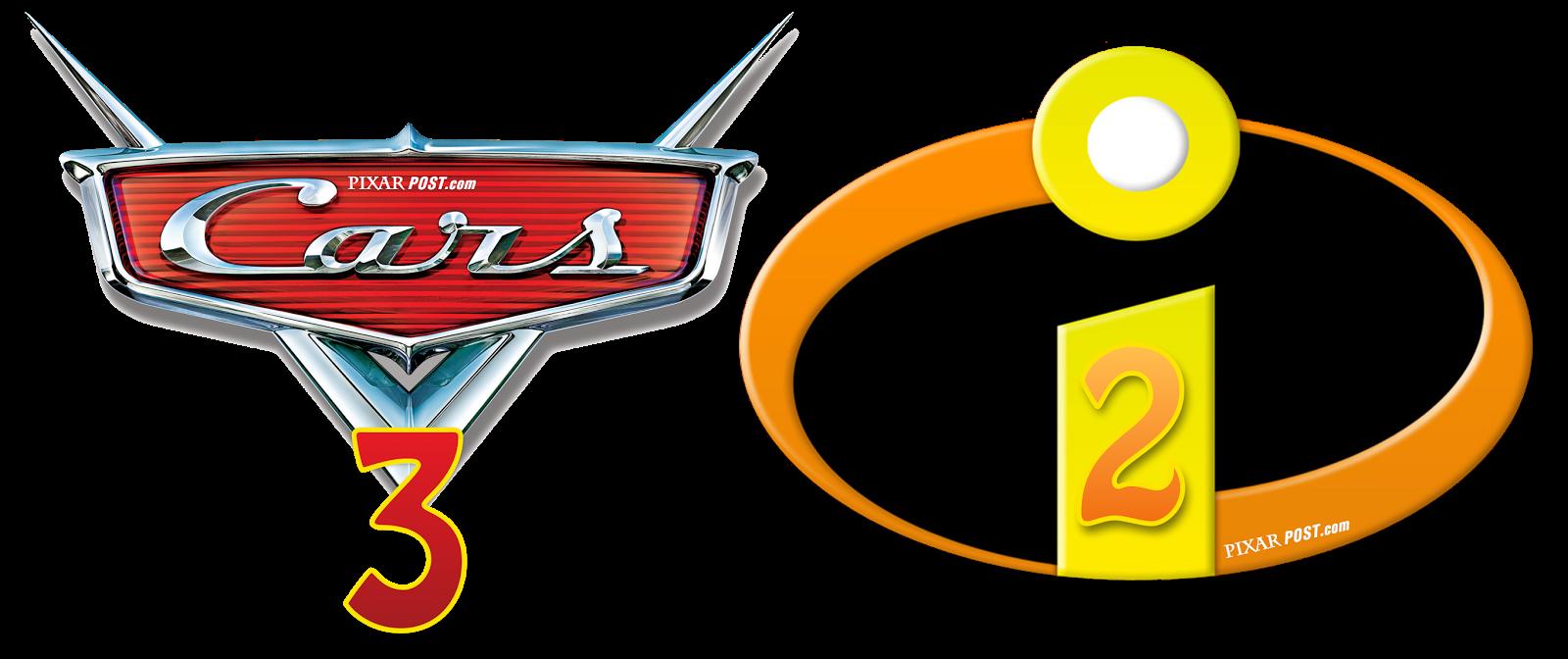 Disney Cars 2 Logo Gallery