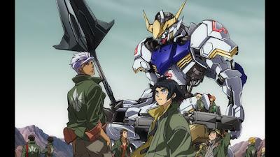 Netflix estreia Gundam: Iron-Blooded Orphans em novembro