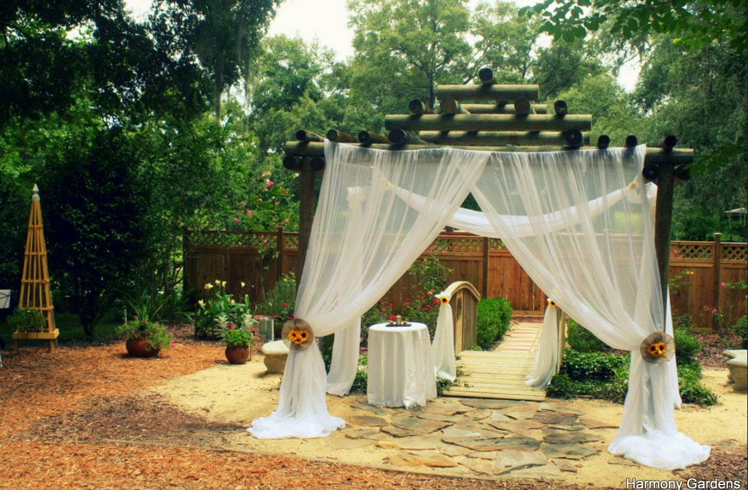 Harmony Gardens Wedding Venue