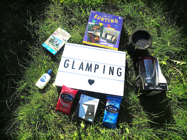 Lets go glamping!   Lifestyle