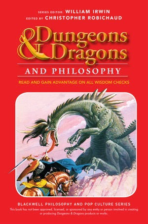 Dungeons and dragons new book