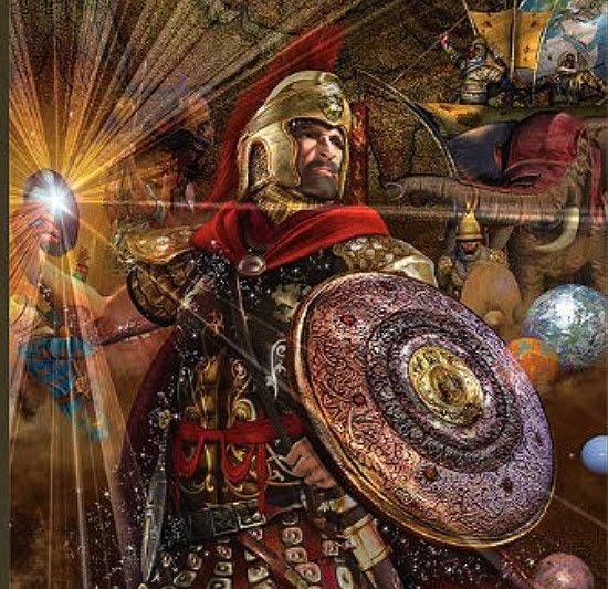 Κορυφαίοι στρατηγοί της Ανατολικής Ρωμαϊκής Αυτοκρατορίας του  Ελληνισμού.