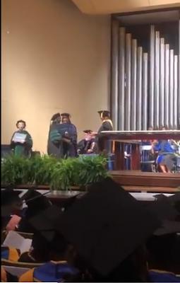 Teni's Baby Sister, Tejumola Apata Graduates From Medical School