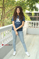 Actress Rithika Sing Latest Pos in Denim Jeans at Guru Movie Interview  0008.JPG