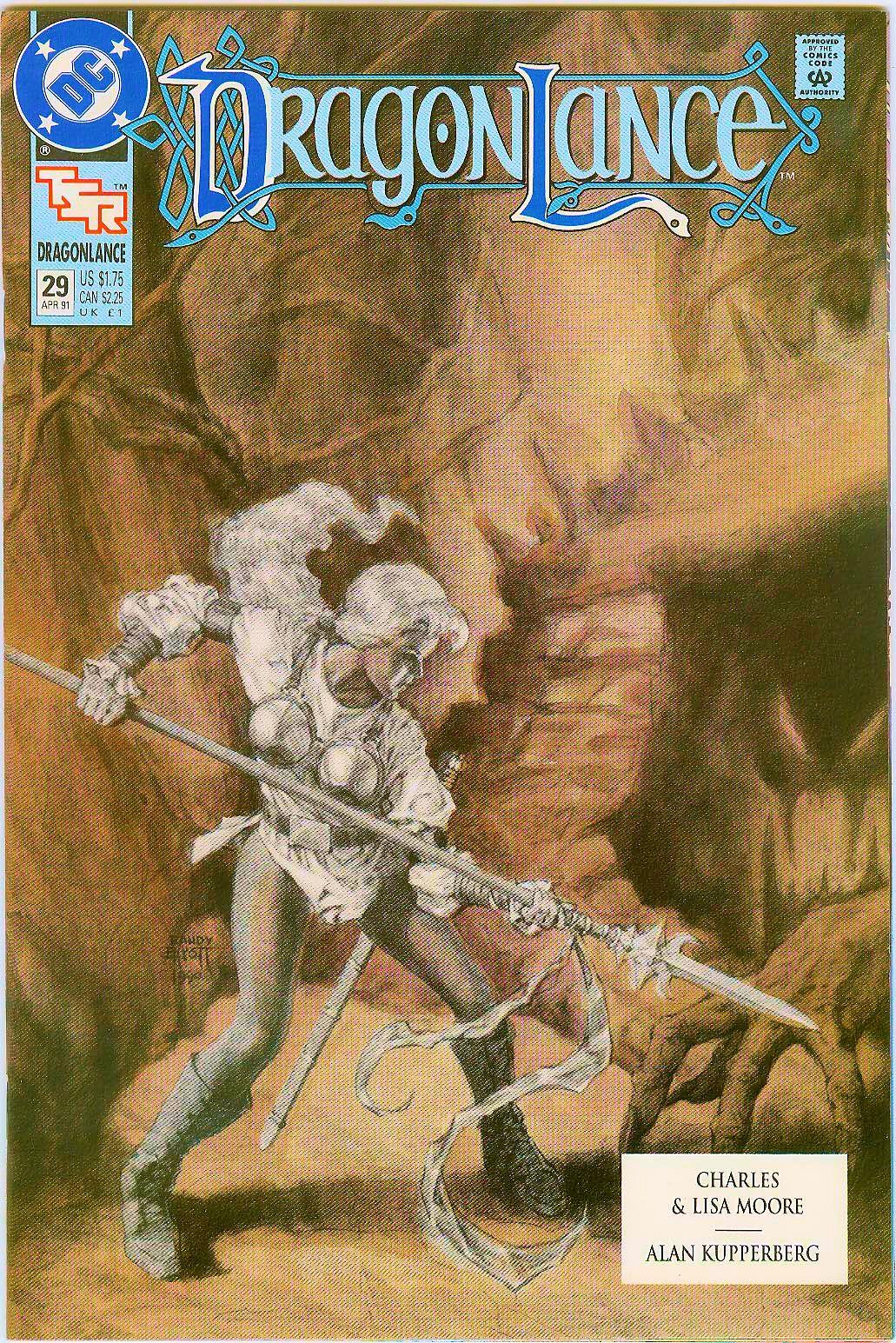 Dragonlance 29 Page 1
