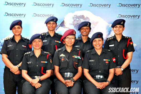 Women: The Trendsetters In Indian Armed Forces