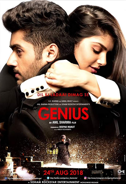 Genius 2018 Full Movie Hindi BluRay HD 720p