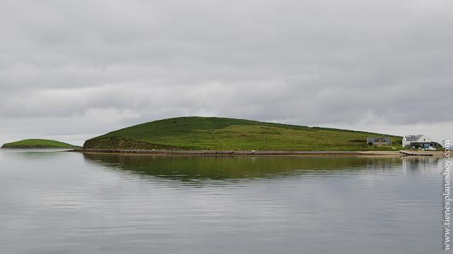 Clew Bay Condado de Mayo Irlanda