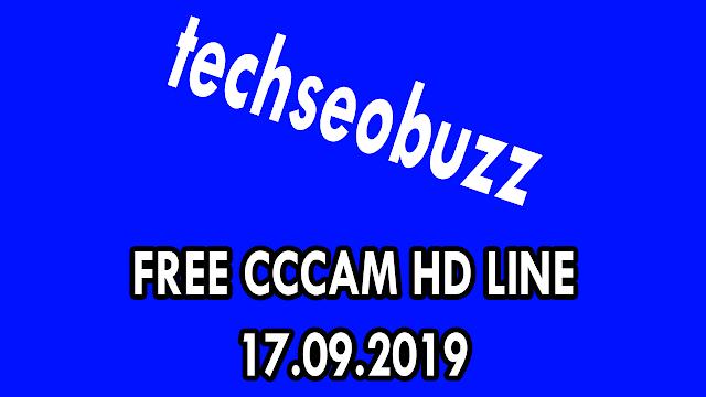 FREE CCCAM HD LINE 17.09.2019