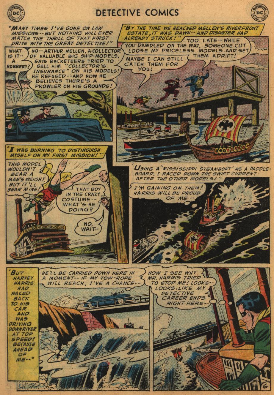 Read online Detective Comics (1937) comic -  Issue #226 - 8