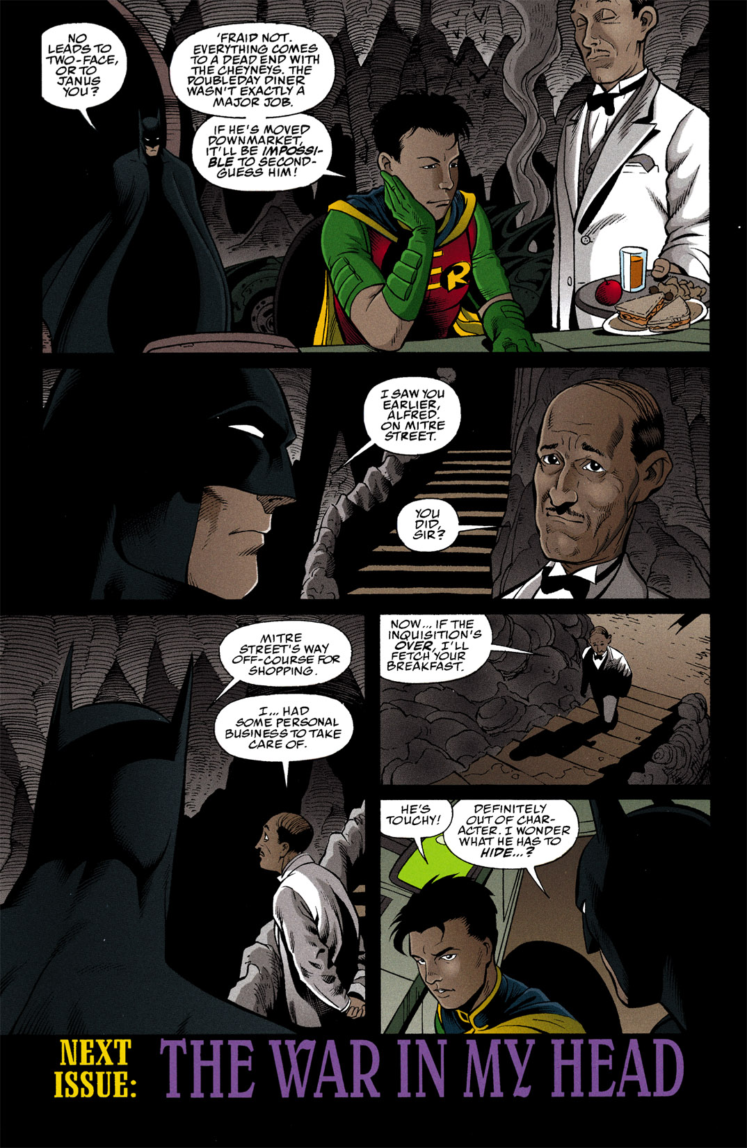 Batman: Shadow of the Bat 62 Page 23