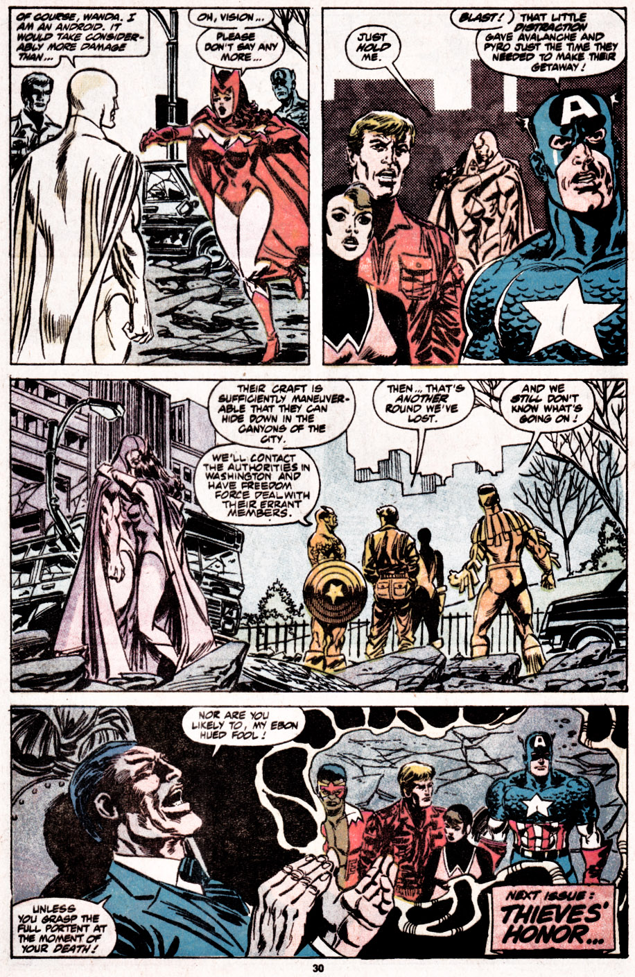 The Avengers (1963) 312 Page 22