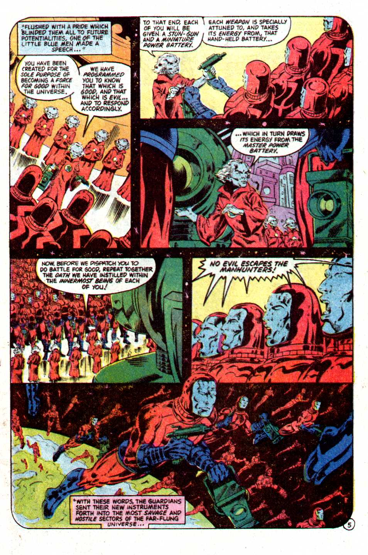 Read online Secret Origins (1986) comic -  Issue #22 - 6