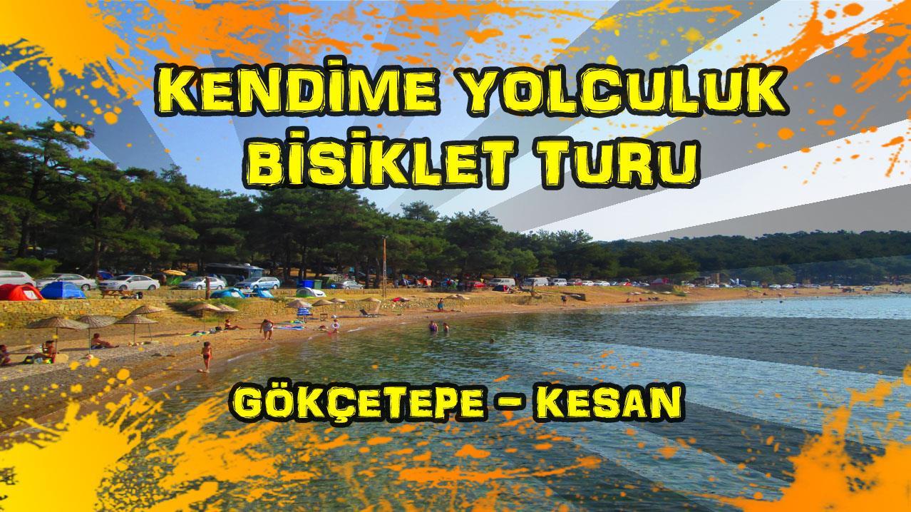 2015/09/06 Kendime Yolculuk Bisiklet Turu - (Edirne/Gökçetepe - Edirne/Keşan)