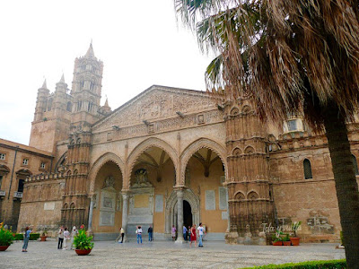 Sicilia Palermo catedral