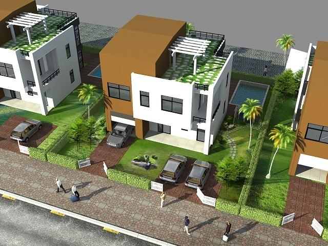 Biệt thự đơn lập The Manor Lào Cai