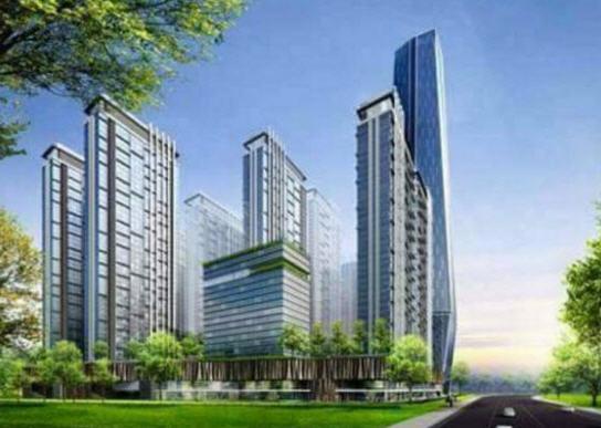 Proyek Superblok Pollux Properties