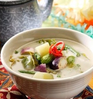 Resep Masakan Sayur Lodeh Dengan Praktis