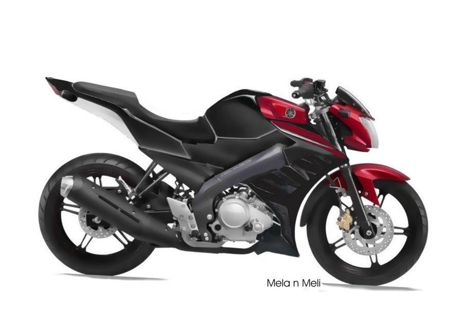 Gambar Motor Vixion Terbaru 2013