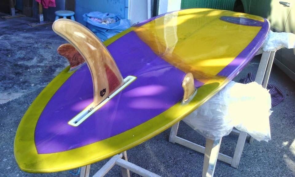 VENDO WAVEGLIDERS 6´8