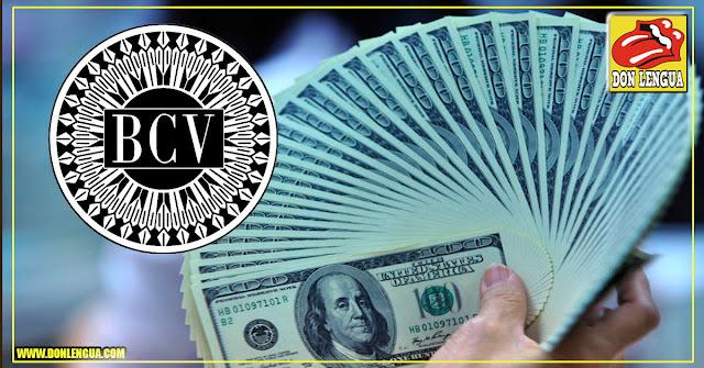 BCV vuelve a devaluar el bolívar llevándolo a 5200 por dólar
