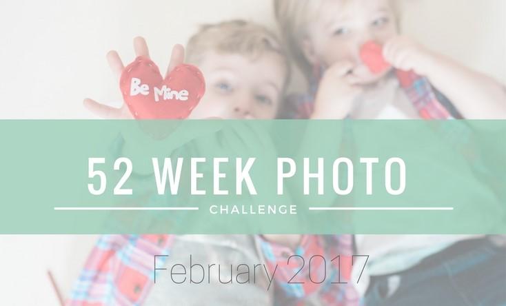 52 week photo challenge