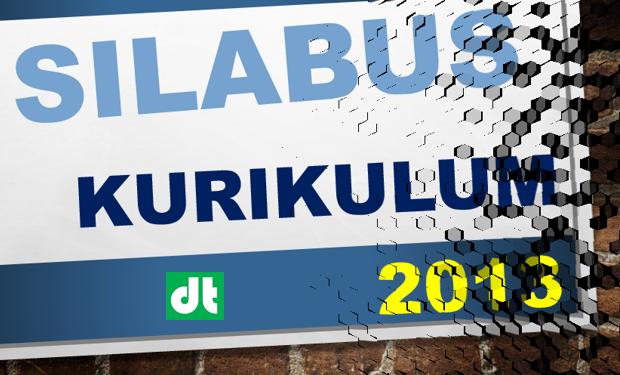 Kurikulum 2013: Silabus SD, SMP, SMA dan SMK