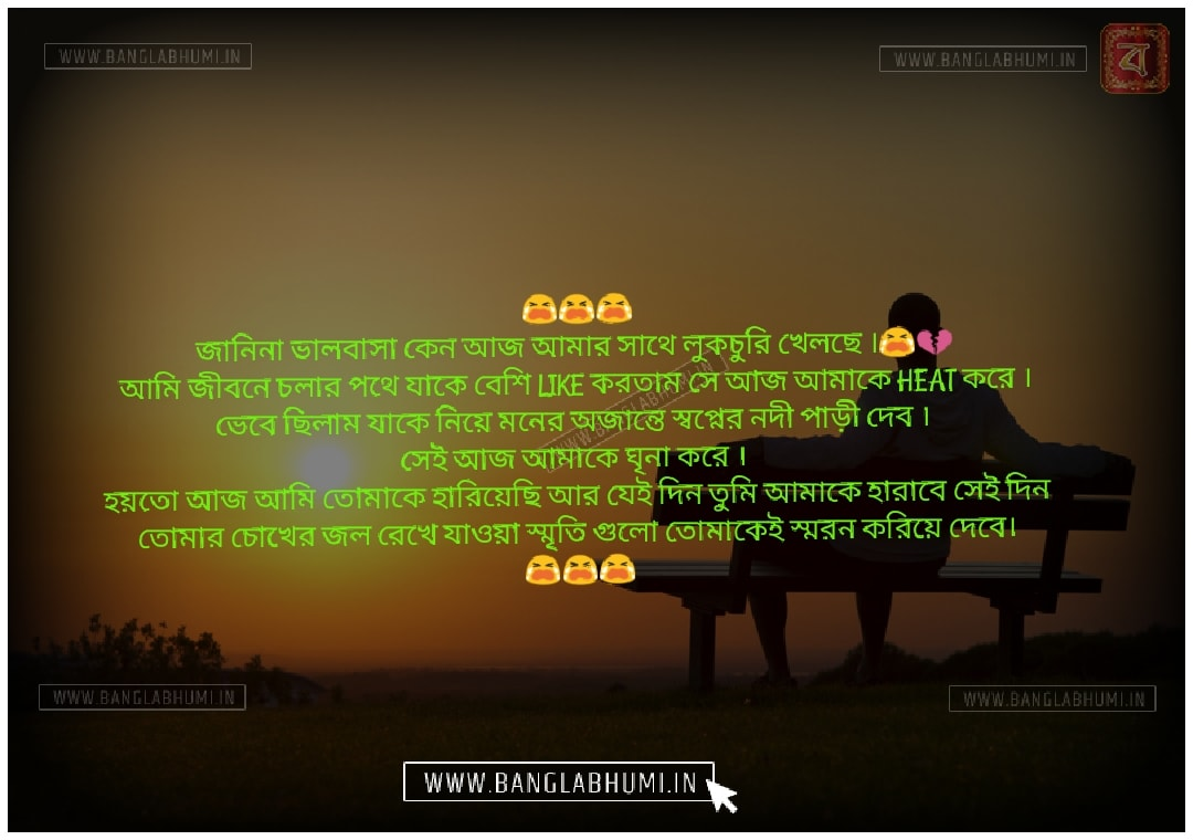 Facebook Bangla Sad Love Shayari Download