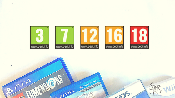 Clasificación de videojuegos y películas en DVD PEGI