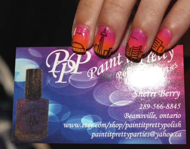 Indie Expo Canada 2018 Paint It Pretty Polish