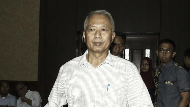 Korupsi Ditjen Hubla: Tonny Budiono Mengaku Beri Uang ke Paspampres untuk Operasional