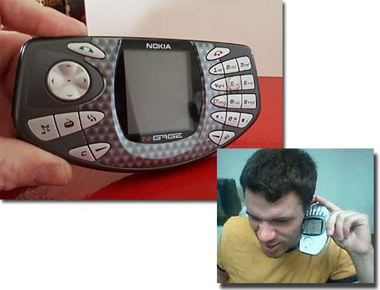 Museum of Failure - Nokia N-Gage