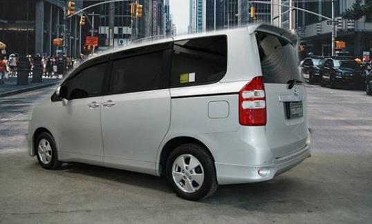 Spec Toyota NAV1