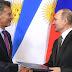 """Putin a Macri: """"Argentina sigue siendo un socio importante para Rusia"""""""