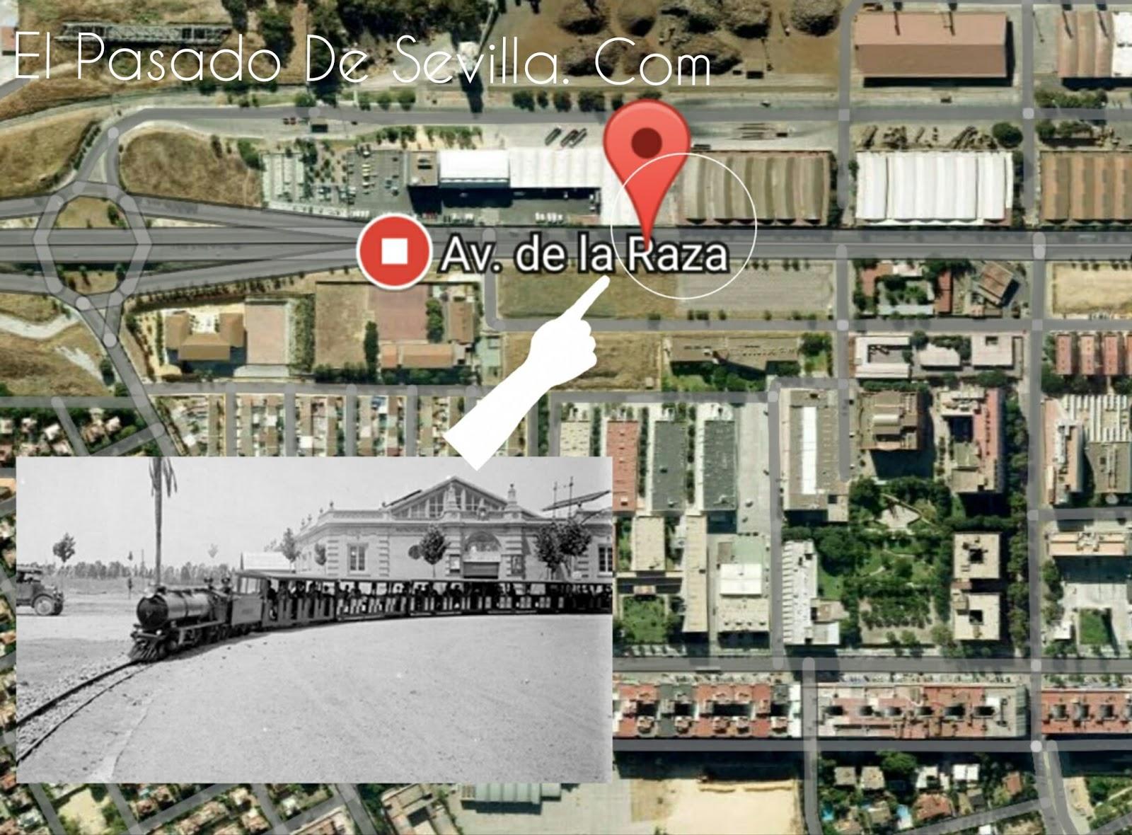 EL PASADO DE SEVILLA: De orgullo de Sevilla, a Barrio Sésamo
