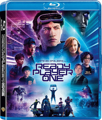 Ready Player One 2018 Eng 720p BRRip 1Gb ESub x264